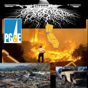 Who's Responsible for CA Wildfires 11/23/18