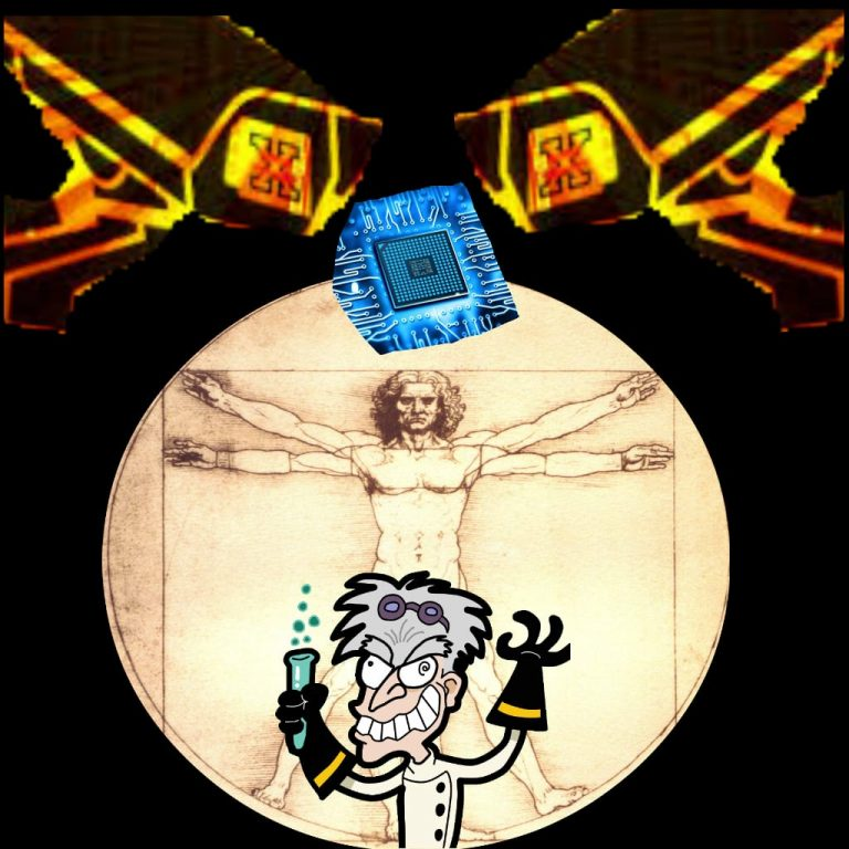 """Scientist Claims Human Microchip Will Become """"Non Optional"""" (The Mark)"""