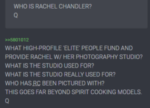 Read more about the article Rachel Chandler And Jeffrey Epstein Sex Trafficking Scandal Part 5