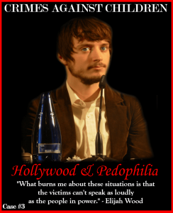 Elijah Wood Speaks On The Pedophilia In Hollywood