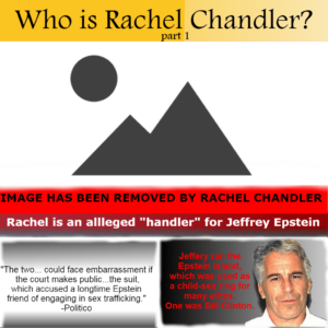 Who Is Rachel Chandler?