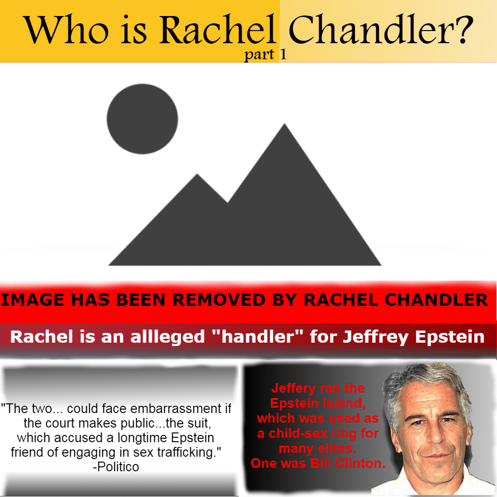 Who is Rachel Chandler?