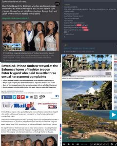 Read more about the article Prince Andrew Stayed at Bahamas Home of 'Hugh Hefner of Canada' Who Paid to Settle Sex Harassment Complaints