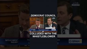 Democrat Council Collides With Whistleblower