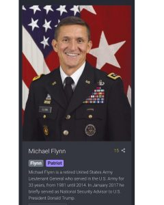 Who is Michael Flynn?