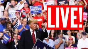 IMPEACHED: President Trump Reacts to House VOTE at Massive Battle Creek Michigan Rally