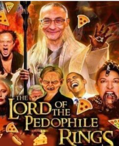 Lord of the Pedophile Rings