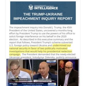 """Using the same lines """"threat to national security"""" """"violation of oath to office""""…"""