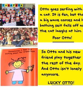PEDOPHILE ALERT Todd Parr is the author and illustrator of more than 40 books …