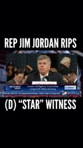 STUMPS SCHIFF'S TOP WITNESSES — They Can't Name a Crime Trump Committed!! The a…