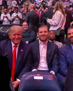 Read more about the article I love these 3. God Bless America & God Bless Donald J Trump our fearless leader…