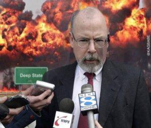 Early this morning, POTUS @realdonaldtrump said U.S. Attorney John Durham's crim…