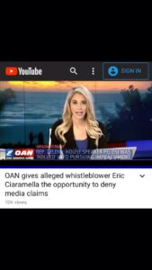 Read more about the article Gives the opportunity to deny he is the whistleblower. NOTE: Whistle-blowers do …