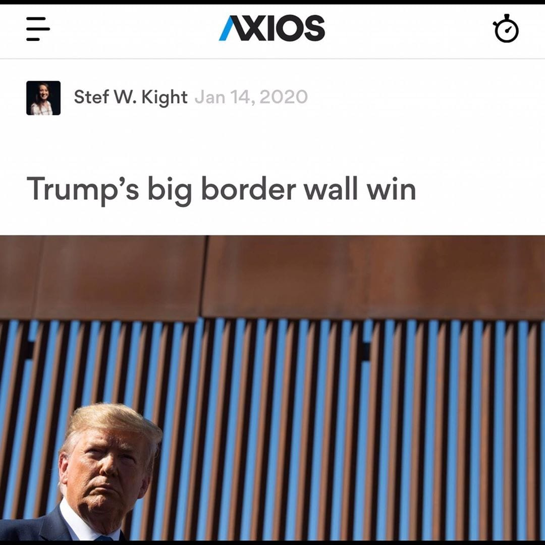 You are currently viewing Axios with the truth bomb gooby. #thegreatawakening…