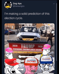 I'm Making A Solid Prediction For This 2020 Election Cycle