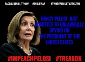 Read more about the article @SpeakerPelosi said she KNEW what was said on Trump's phone call before the tran…
