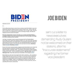 Read more about the article @JoeBiden panic….