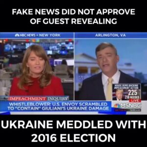 MSNBC's @KatyTurNBC denied Ukraine meddling in the 2016 election and called a @P…