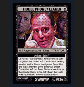 Read more about the article Tick Tock Liddle @repadamschiff…
