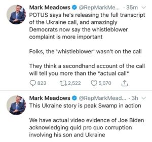 Read more about the article @repmarkmeadows giving us the facts.  We just trapped them. Big time. #EnjoytheS…