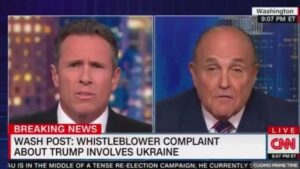 Read more about the article #FakeNewsFredo @chrisccuomo twisting @therudygiuliani words, why am I not surpri…