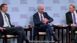 That time then VP Joe Biden threatened to withhold $1 Billion in aid to Ukraine …