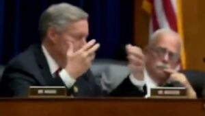 Read more about the article Notable exchange between @repmarkmeadows & Horowitz testimony today discussing h…