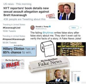FAKE NEWS @nytimes strikes AGAIN. The desperate left hurling more libelous garba…