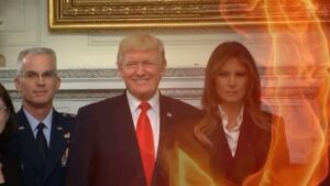 God bless our @POTUS, our @FLOTUS all the lives given, lost and taken from evil….