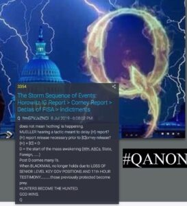 The Storm Sequence of Events: Horowitz IG Report >Comey Report >  Declas of F…