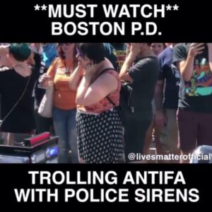 Hell yeah! Take notes America @BostonPolice does NOT fu*k around when it comes t…