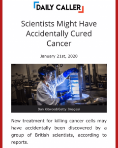 Scientist Might Have Accidentally Cured Cancer – Cancer Eating T-Cell