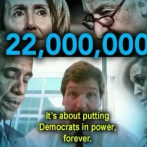 Read more about the article Democrat's are trying to take over the country, as we all know, forever. Please …