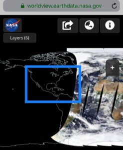 Now NASA is purposely blocking incoming data from the satellite in the vicinity …