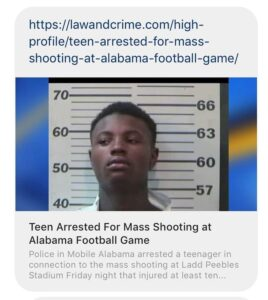 """Read more about the article I wonder why this 1 didn't get any news coverage today  _ _ _ """"Another wHiTe sUp…"""
