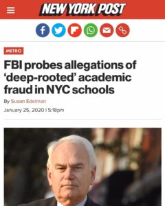 """FBI Probes Allegations Of """"Deep-Rooted"""" Academic Fraud In NYC Schools"""
