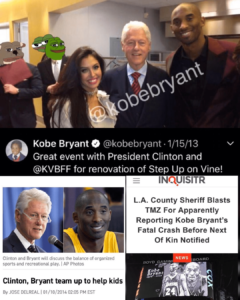I'm Not Saying Kobe Bryant Was In Too Deep BUT