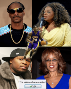 Snoop Dogg & 50 Cent Call Out Gayle King and Oprah Winfrey Amid Kobe Bryant Rape Allegations
