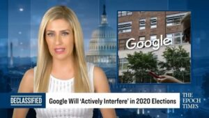 All about @Google and their attempt to interfere in our 2020 election by manipul…