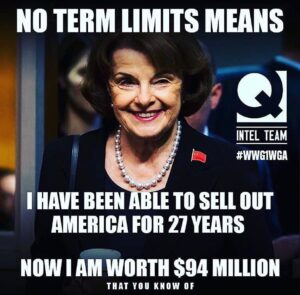 This woman is pure evil. Government is supposed to represent the people for the …