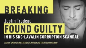 Justin Trudeau said he would be accountable and ethical. Instead he used the pow…