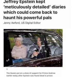 Timeline of the allegations against Jeffrey EpsteinThe allegations against him…