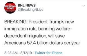 We should've NEVER been paying for them in the first place!!! Let's take care of…