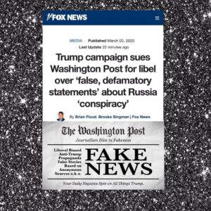 """Trump Campaign Sues Washington Post For Libel Over """"False, Defamitory Statements"""" About Russia """"Conspiracy"""""""