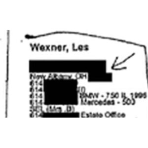 #LesWexner appeared in #JeffreyEpstein's Little Black book multiple times along …