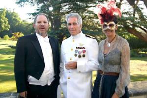 Harvey Weinstein Conection To Jeffrey Epstein & Ghislaine Maxwell