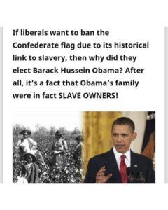 Looks like @barackobama and @kamalaharris both would be paying reparations. What…