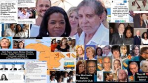 Oprah Winfrey Connection To Sex Trafficking – CONNECTED To Harvey Weinstein Bill Clinton John Of God