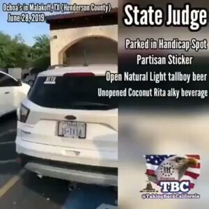 Share and let's get this judge reported! Breaking the law!…