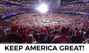 Read more about the article #MAGA #trump #trump2020 #KAG #usa #trumptrain #trumprally Partners: @politicaloc…